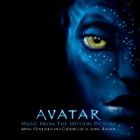 Avatar ost cd cover