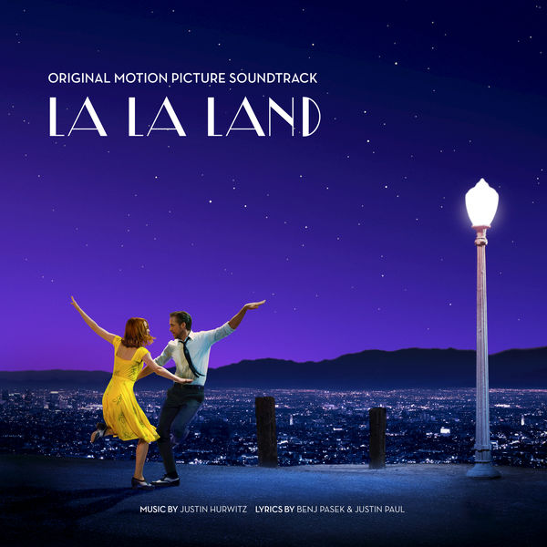 la la land cover ost