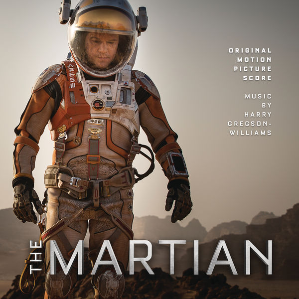 the martian ost cover