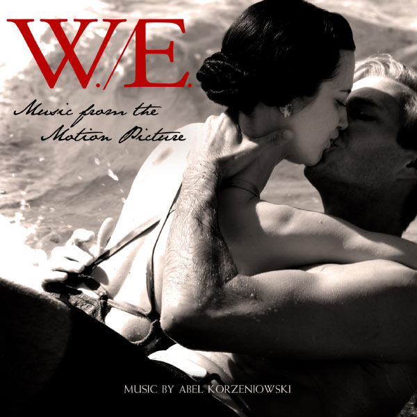 w.e. soundtrack cover