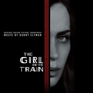the girl on the train soundtrack cover