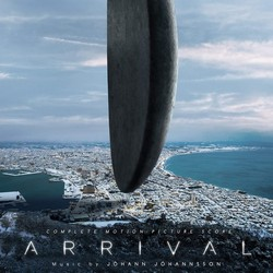 arrival soundtrack cd cover