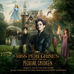 miss peregrine's home for peculiar children cd cover