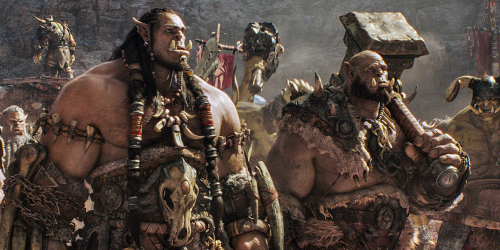 Durotan and Orgrim