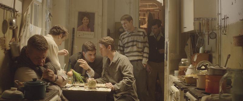 Kadr z filmu Dowłatow / fot. materiały prasowe