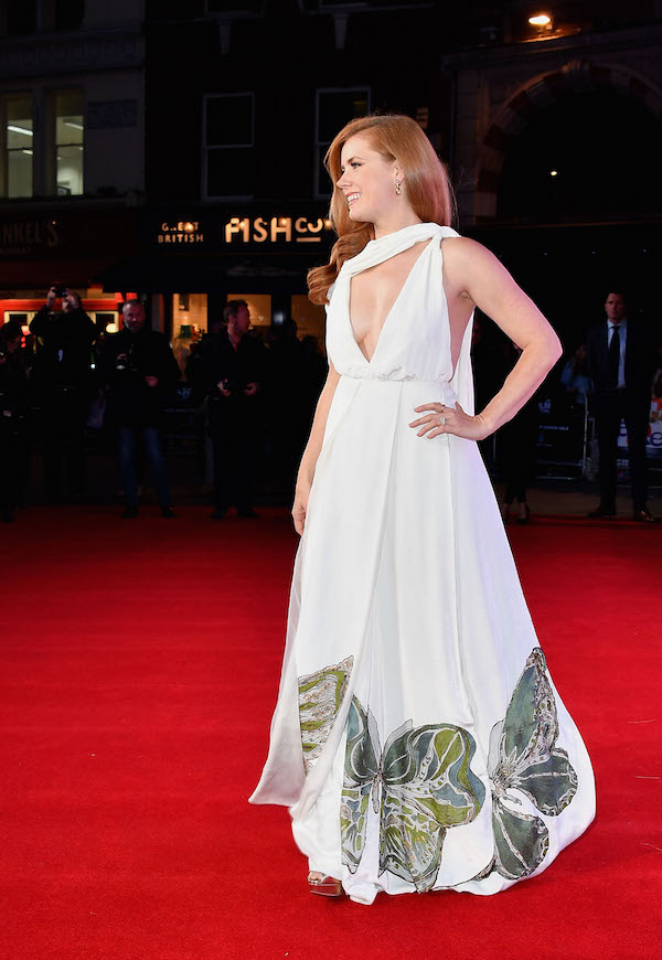 Arrival Amy Adams Gareth Cattermole Getty Images for BFI