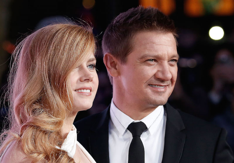 Arrival Amy Adams and Jeremy Renner John Phillips Getty Images for BFI