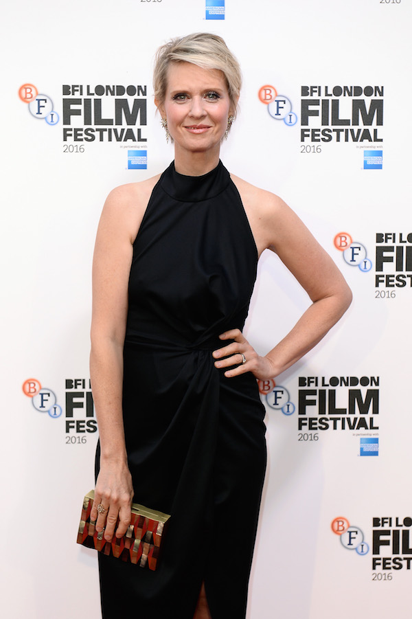 A Quiet Passion Cynthia Nixon Jeff Spicer Getty Images for BFI