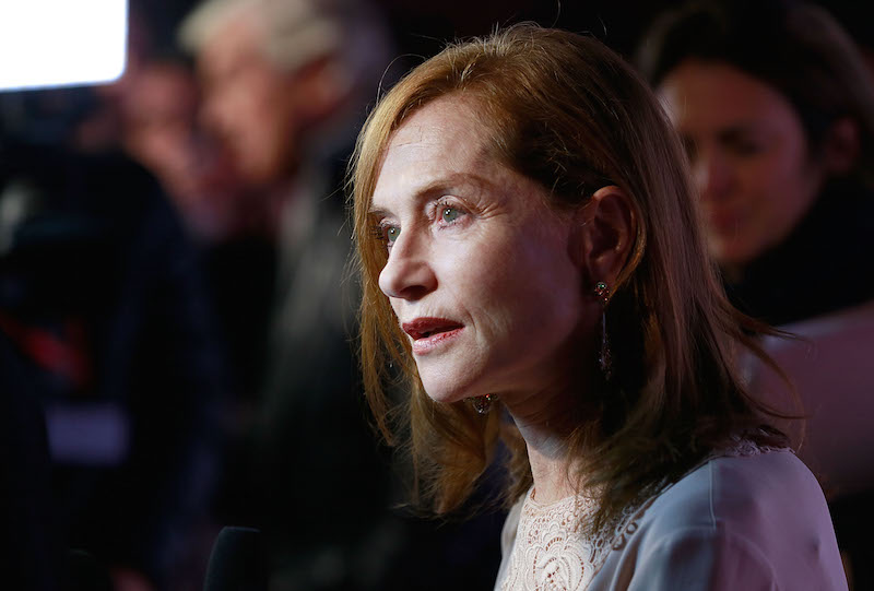 Elle Isabelle Huppert John Phillips Getty Images for BFI