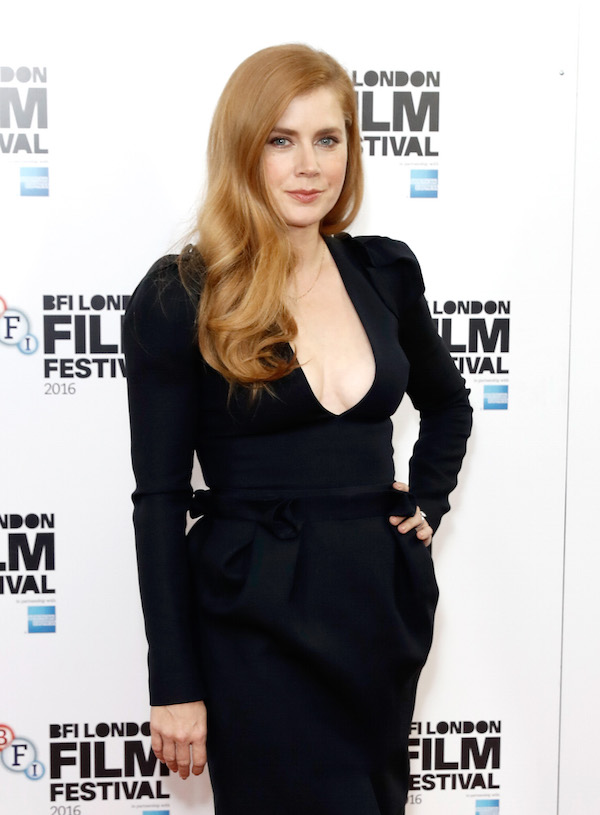 Arrival Amy Adams John Phillips Getty Images for BFI