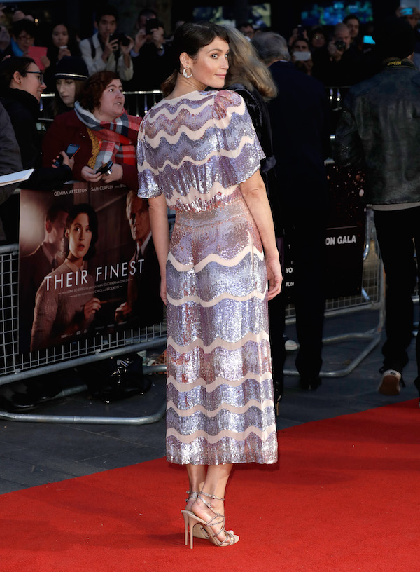 Their Finest Gemma Arterton John Phillips Getty Images for BFI 03