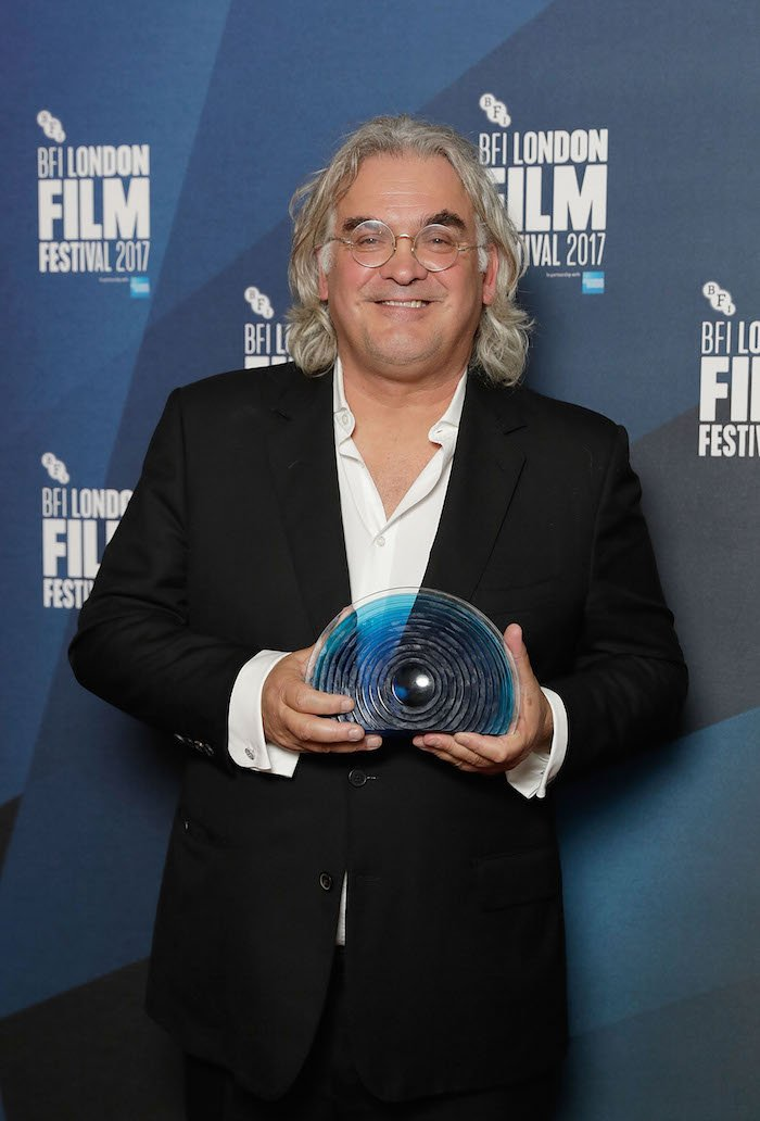 Paul Greengrass fot.John Phillips Getty Images for BFI
