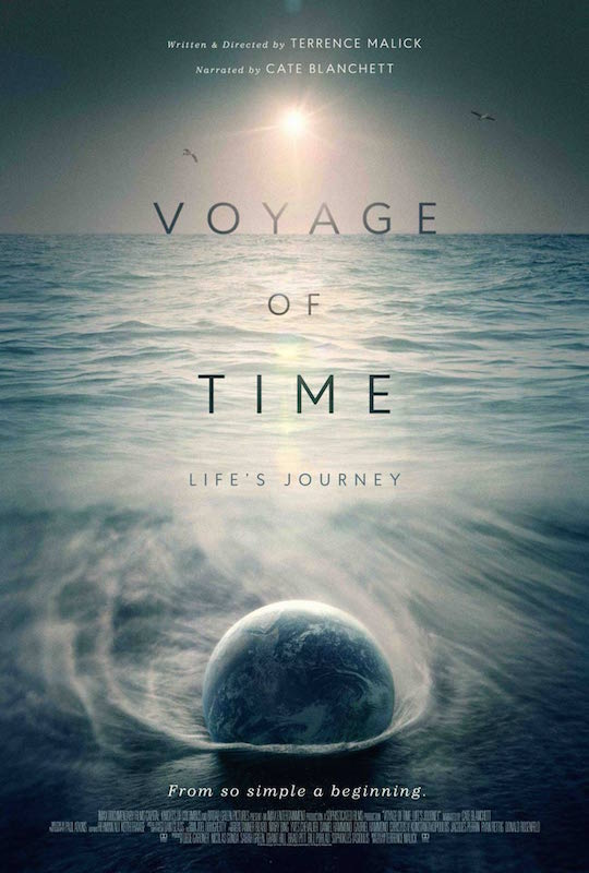 voyage of time poster 2