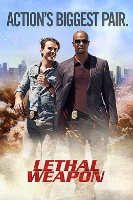 Lethal Weapon serial