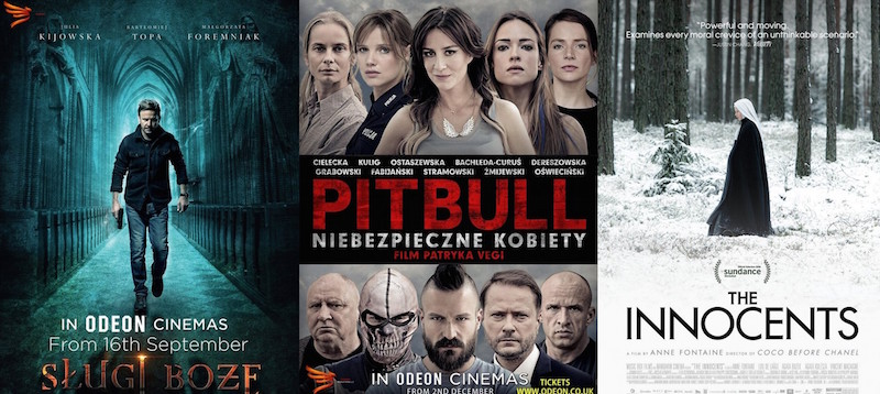 Polskie Filmy W Wielkiej Brytanii Rekordowy Rok 2016