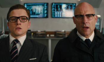 Kingsman Harry Hart is alive!