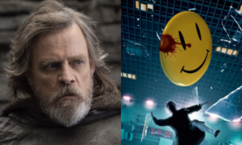 Mark Hamill jako Luke Skywalker i Watchmen