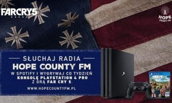 Far Cry 5 radiostacja