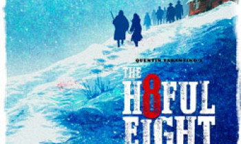 the hateful eight ost cd cover
