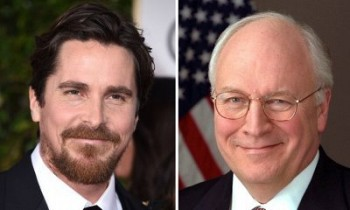 Christian Bale i Dick Chenney