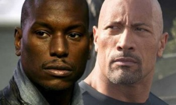Tyrese i Dwayne Johnson
