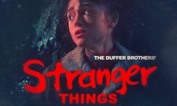 Stranger Things Nancy plakat