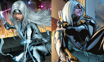 Silver Sable i Black Cat