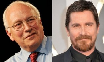 Christian Bale i Dick Cheney