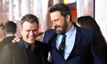 Matt Damon i Affleck