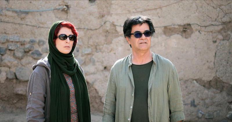 Kadr z filmu Se Rokh (3 faces) reż. Jafar Panahi