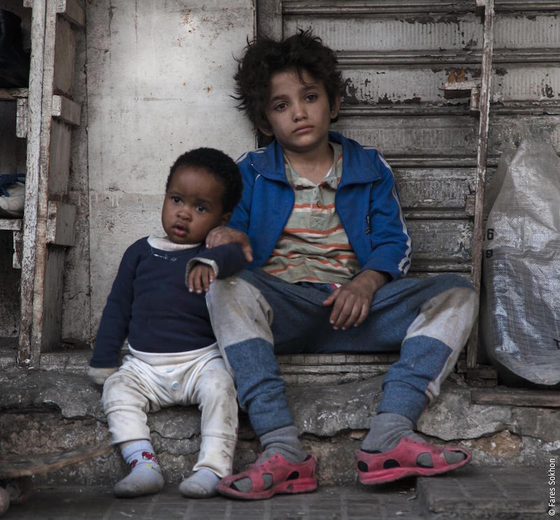 Kadr z filmu Capharnaüm reż. Nadine Labaki / materiały prasowe