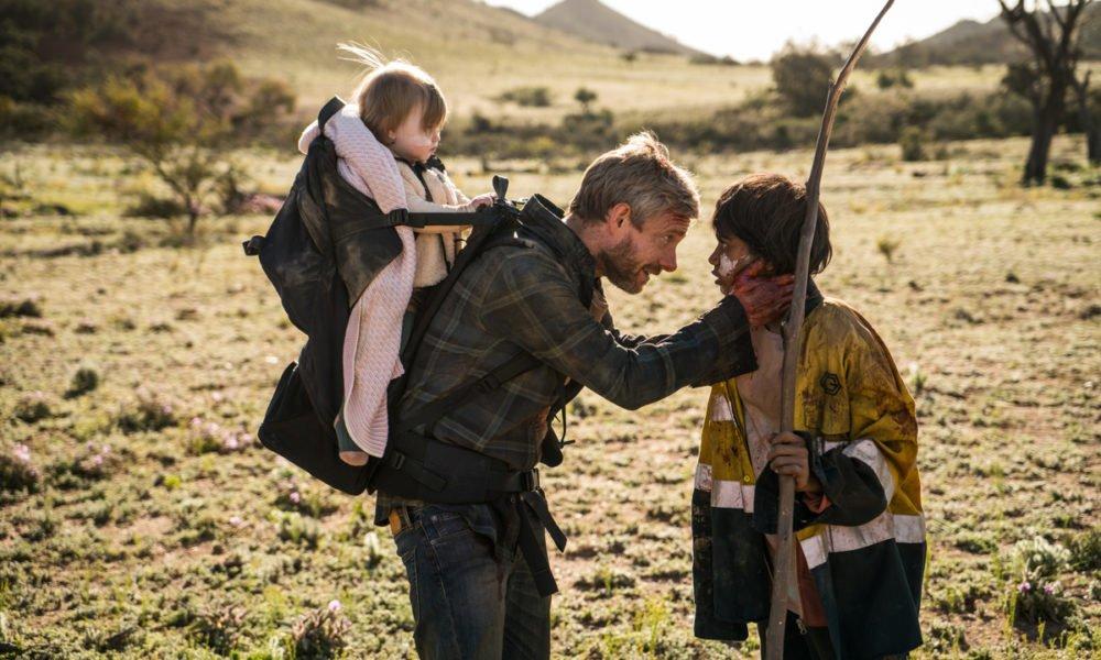 Fot. kadr z filmu Ładunek / Netflix