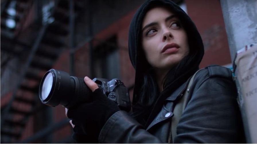 Kadr z serialu Jessica Jones