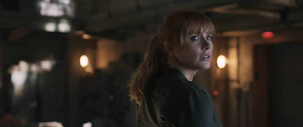 OTo główna bohaterka filmu Jurassic Wrold: Upadłe królestwo!
