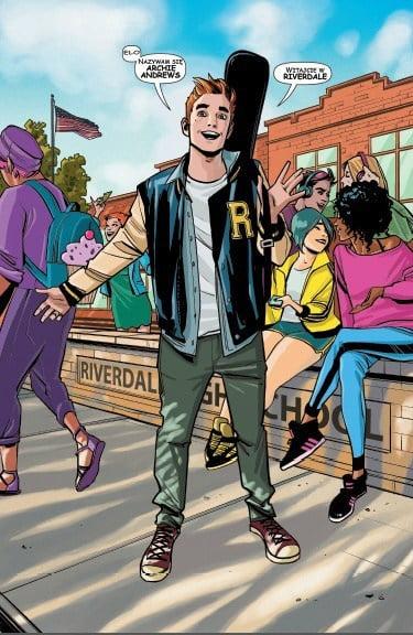 Archie - recenzja