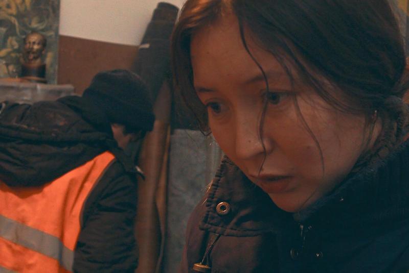Samal Esljamova w fimie Ayka, reż. Sergei Dvortsevoy / fot. materiały prasowe