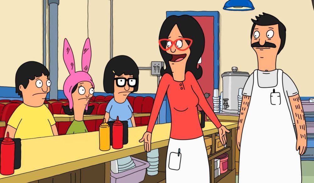 kadr z serialu Bob's Burgers