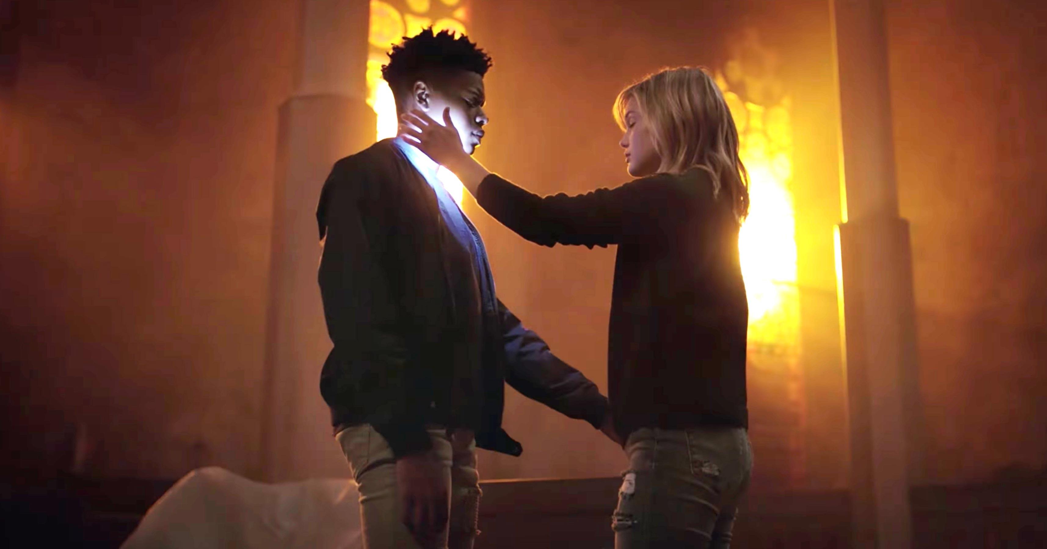 Kadr ze zwiastuna serialu Cloak & Dagger