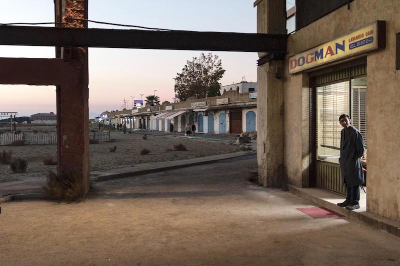 Kadr z filmu Dogman, reż. Matteo Garrone / materiały prasowe