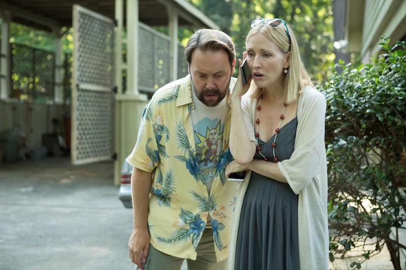 Kard z filmu Ella i John, reż. Paolo Virzi / fot. materiały prasowe