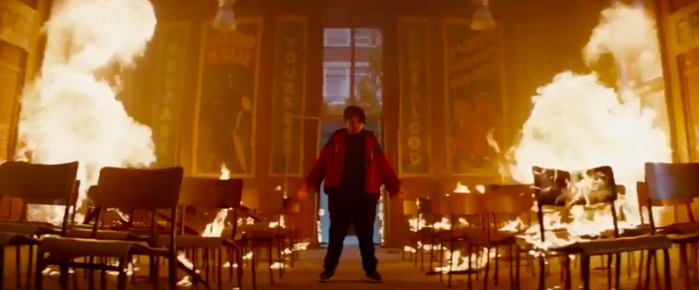 Julian Dennison w Deadpool 2