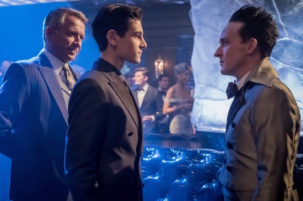 Kadr z serialu Gotham