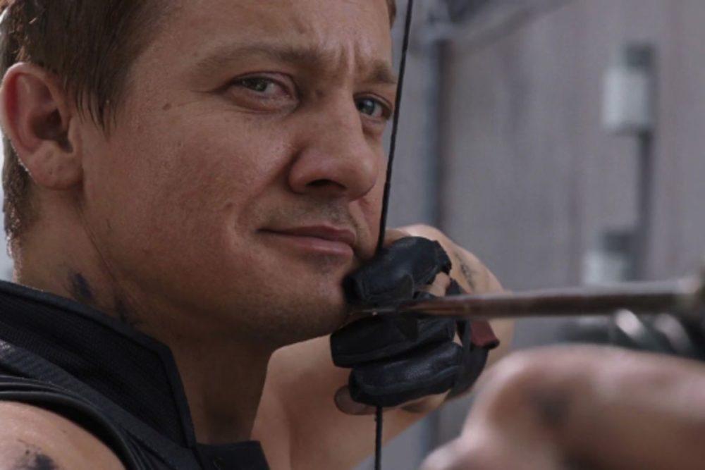 Hawkeye w Avengers