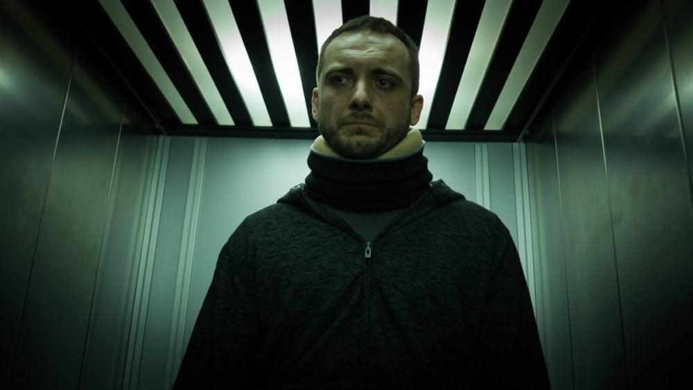 Kadr z serialu Kruk