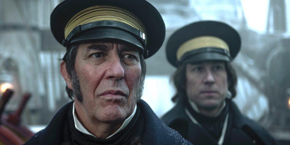 Kadr z serialu Terror