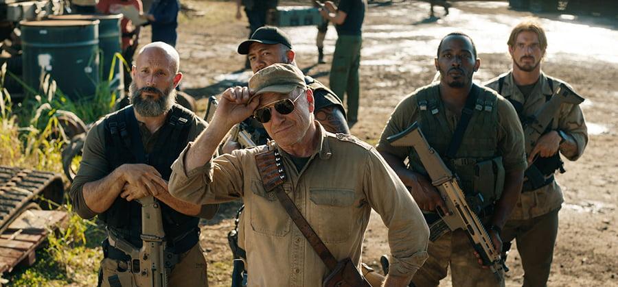 Kadr z filmu Jurassic World: Upadłe królestwo