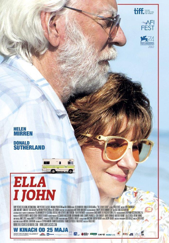 The Leisure Seeker, polski tytuł: Ella i John