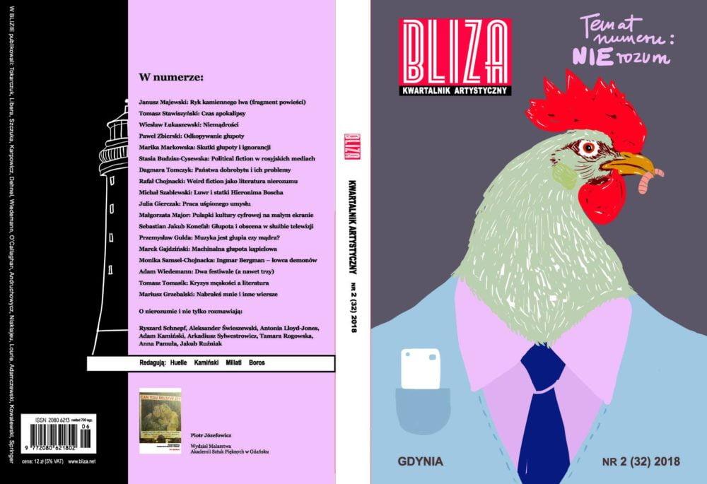 Kwartalnik Artystyczny BLIZA