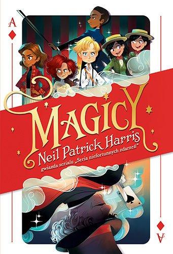 Neil Patrick Harris Magicy tom 1