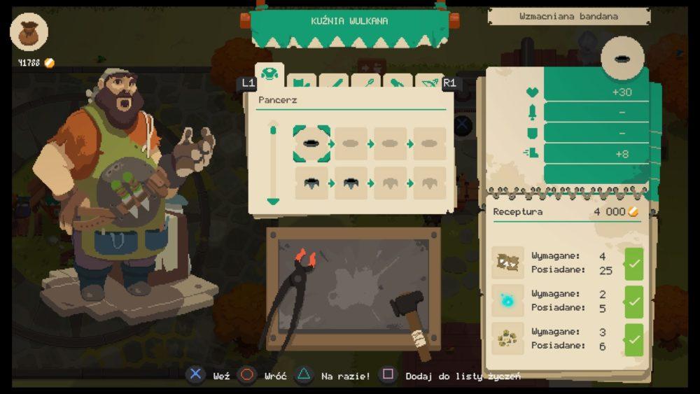 Fot. Screen z gry Moonlighter